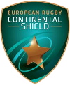 Rugby - European Rugby Continental Shield - 2017/2018 - Home