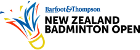 New Zealand Open - Femminili